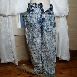 Chic Vintage High Waist Mom Jeans